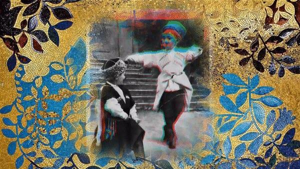 رقص آذربایجانی
